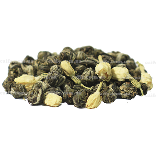Белый чай Жасминовый жемчуг