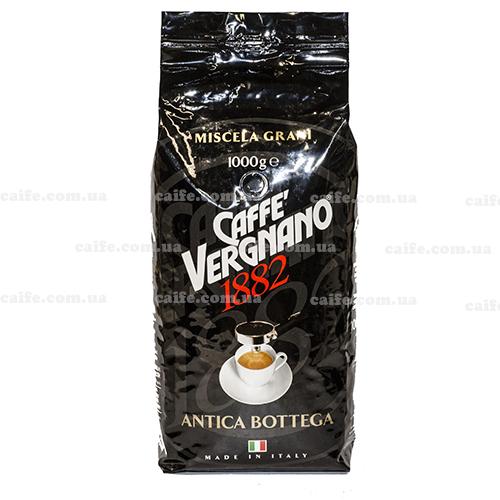 Кофе в зернах Antica Bottega Vergnano Италия 1 кг