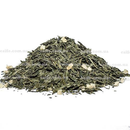 Зеленый чай Дама озера