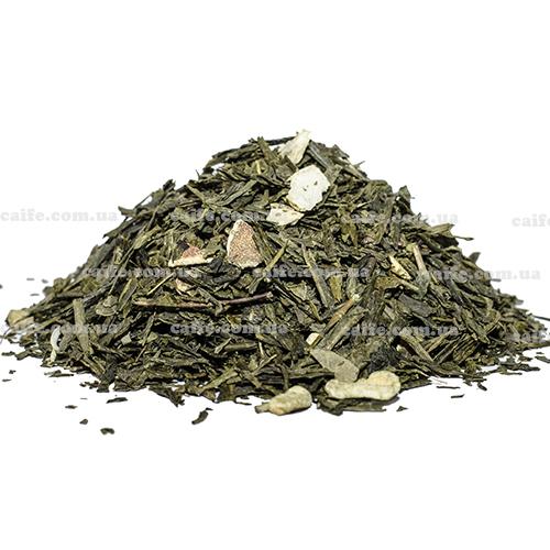 Зеленый чай Зеленое солнце