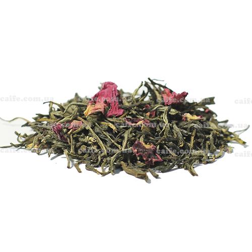 Зеленый чай c мятой и мелиссой