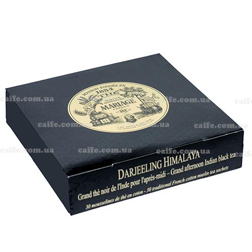 Черный чай Даржилинг Гималаи Mariage Freres пакетированный