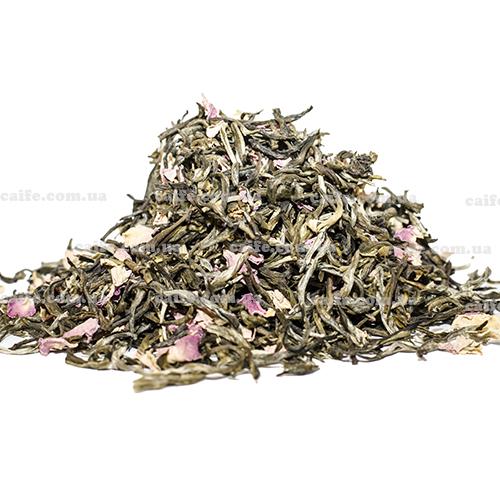 Белый чай Цветочная страсть