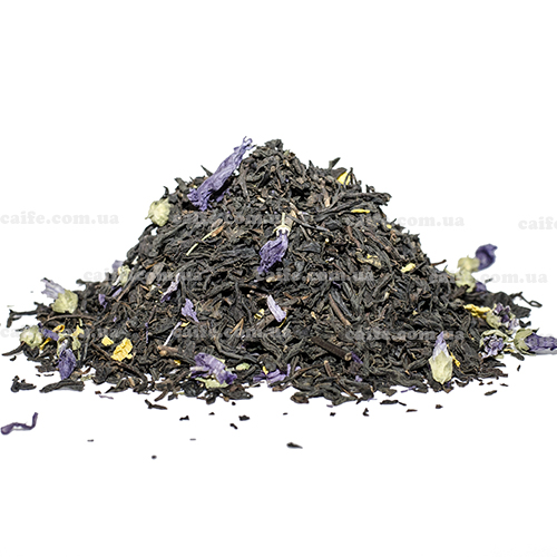 Черный чай 4 фрукта