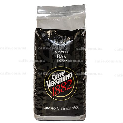 Кофе в зернах Espresso Classico 600 Vergnano на развес