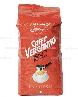 Кофе в зернах Espresso Vergnano 1кг
