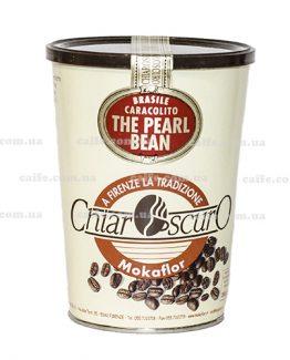 Кофе в зернах Бразилия Караколито Mokaflor 250 гр
