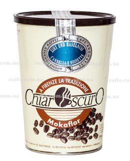 Кофе в зернах ароматизированный Корица-Орехи Mokaflor 250 гр