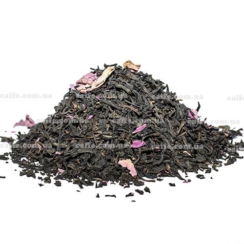 Черный чай Черешня