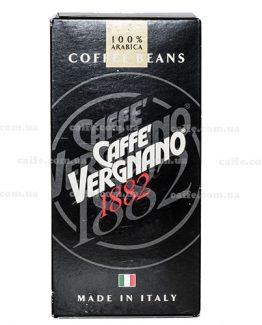Кофе в зернах Arabica Beans Vergnano 250 гр