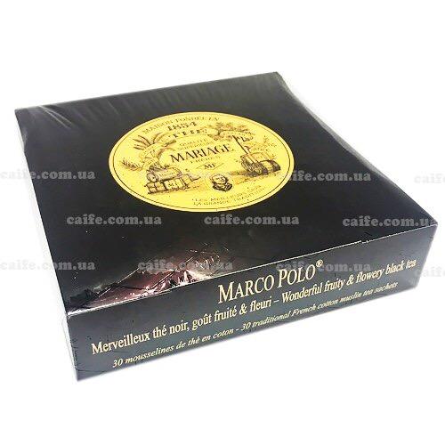 пакет Марко Поло черный