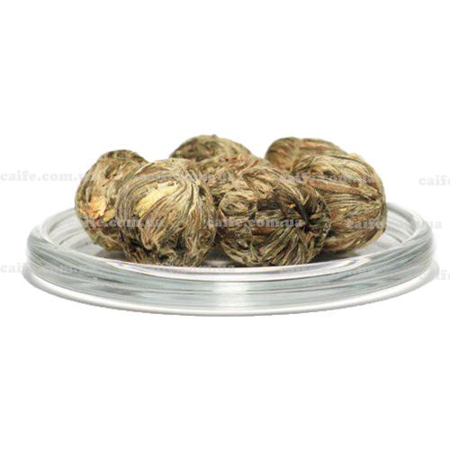 Цветок желания – вязаный чай