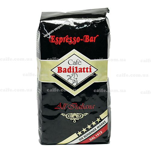 Кофе в зернах Espresso Bar Badilatti 250 г