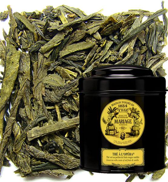 Зеленый чай Опера Mariage Freres