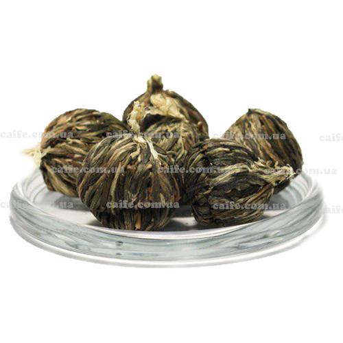 Цветок купальницы – вязаный чай