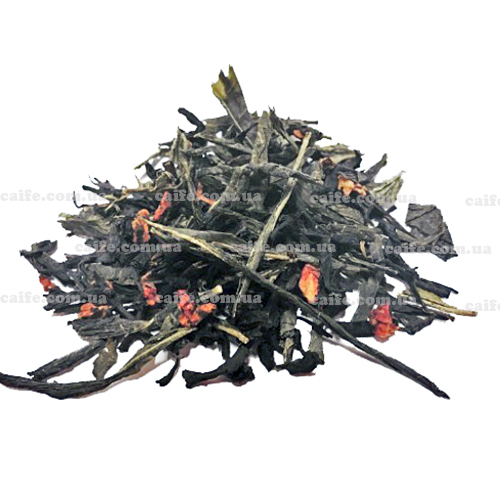 Черный чай Красная ягода