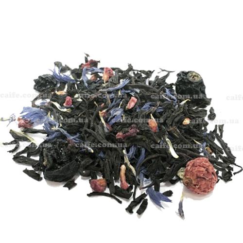Черный чай Красивая история