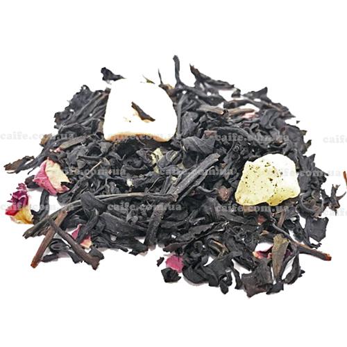 Черный чай Маракуйя