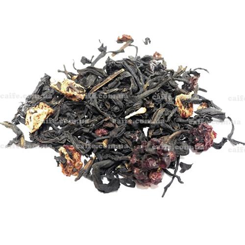 Черный чай Ягодный фреш