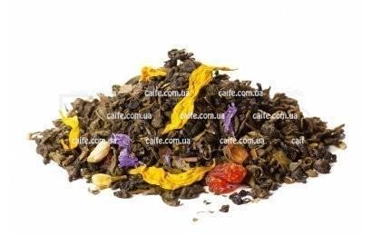 Зеленый чай Тайны Гейши
